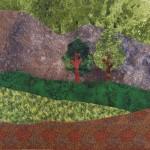 America, America Row 4 Blk 1 - Under the Spreading Chestnut Tree :: Erin Klein @ crookedpathdesigns.com